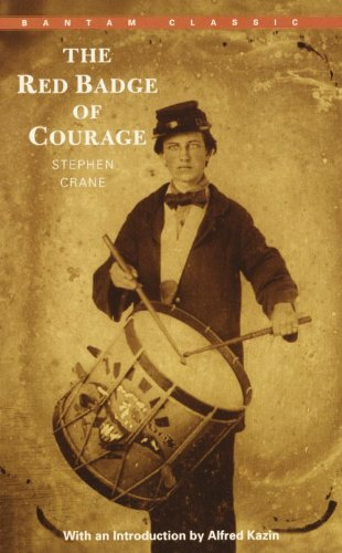 The Red Badge of Courage (Bantam Classics): Stephen Crane