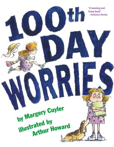 9781417743308: 100th Day Worries
