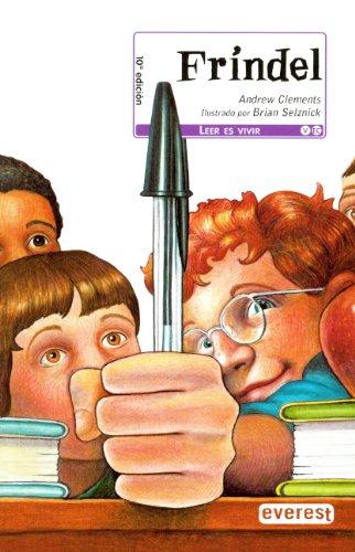 9781417745296: Frindel (Frindle) (Turtleback School & Library Binding Edition) (Spanish Edition)