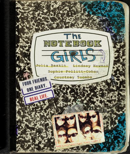 9781417748747: The Notebook Girls (Turtleback School & Library Binding Edition)