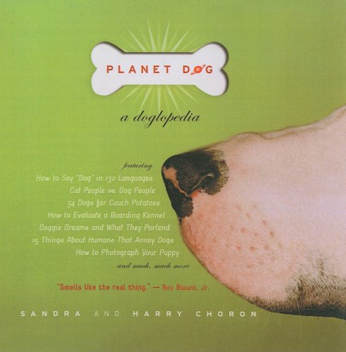 9781417748761: Planet Dog: A Doglopedia