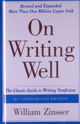 9781417750573: On Writing Well: The Classic guide to Writing Nonfiction