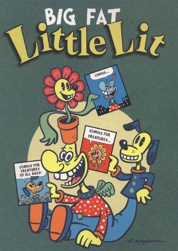 Big Fat Little Lit (Turtleback School & Library Binding Edition) (9781417752744) by Eds. Francoise Mouly; Art Spiegelman