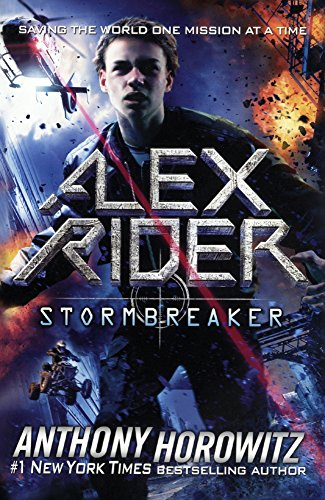 Stormbreaker (Turtleback School & Library Binding Edition) (Alex Rider Adventures) (1417753056) by Anthony Horowitz