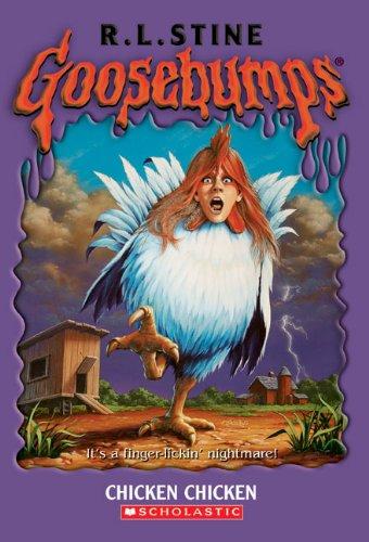 9781417753277: Chicken, Chicken (Turtleback School & Library Binding Edition) (Goosebumps (Pb Unnumbered))