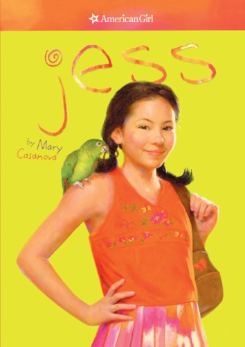 9781417754014: Jess (Turtleback School & Library Binding Edition) (American Girl (Prebound))