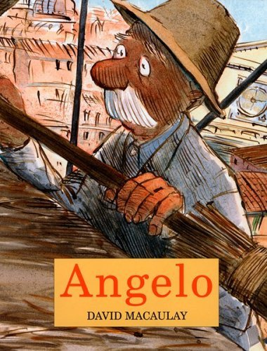9781417754656: Angelo (Turtleback School & Library Binding Edition)