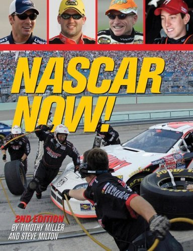 NASCAR Now (Turtleback School & Library Binding Edition) (1417755954) by Tim Miller