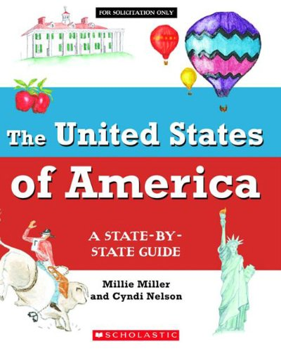 The United States Of America (Turtleback School & Library Binding Edition) (1417757736) by Miller, Millie