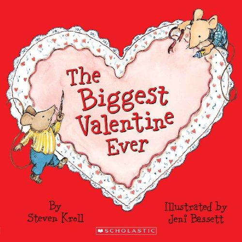 9781417763764: The Biggest Valentine Ever (Turtleback School & Library Binding Edition)
