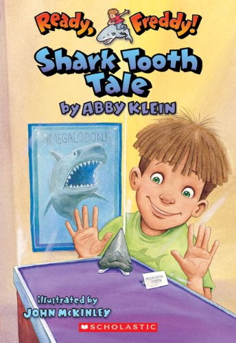 Shark Tooth Tale (Turtleback School & Library: Abby Klein