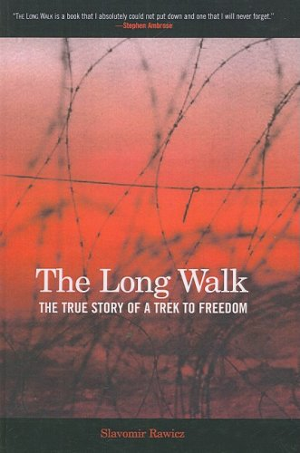 9781417773619: Long Walk: The True Story of a Trek to Freedom