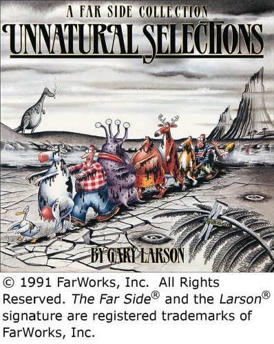 9781417775866: Unnatural Selections: A Far Side Collection