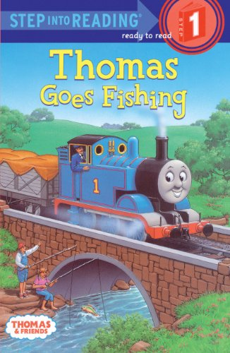 9781417777563: Thomas Goes Fishing (Turtleback School & Library Binding Edition) (Step Into Reading: A Step 1 Book)