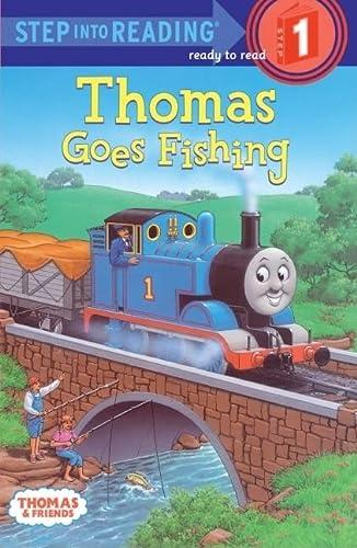 9781417777563: Thomas Goes Fishing (Turtleback School & Library Binding Edition) (Step into Reading, Step 1)