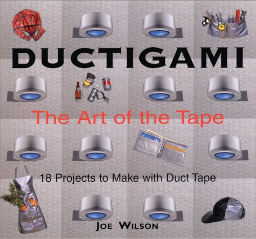 9781417778799: Ductigami: The Art of the Tape