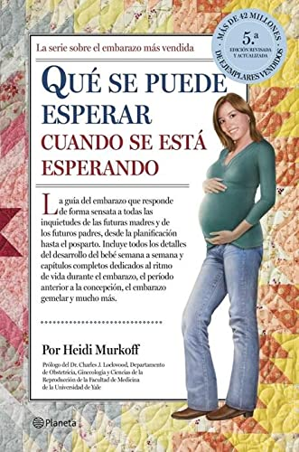 Que Se Puede Esperar Cuando Se (Spanish Edition) (1417779470) by Heidi Murkoff; Arlene Eisenberg; Sandee Hathaway