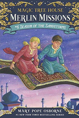 Season Of The Sandstorms (Turtleback School & Library Binding Edition) (Magic Tree House): Mary...