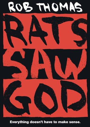 9781417780556: Rats Saw God (Turtleback School & Library Binding Edition)