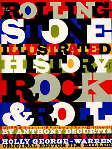 The Rolling Stone Illustrated History of Rock & Roll (Turtleback School & Library Binding Edition) (1417780614) by George-Warren, Holly; Henke, James