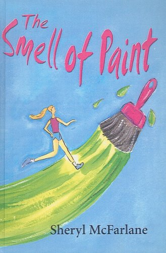 The Smell of Paint (1417781025) by McFarlane, Sheryl