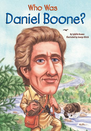 9781417783175: Who Was Daniel Boone? (Turtleback School & Library Binding Edition)