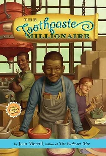 9781417783625: The Toothpaste Millionaire (Turtleback School & Library Binding Edition)