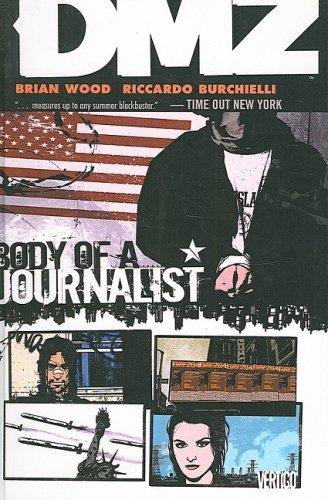 9781417784547: DMZ 2: Body of a Journalist