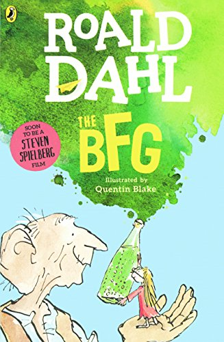 The BFG (Turtleback School & Library Binding Edition): Roald Dahl