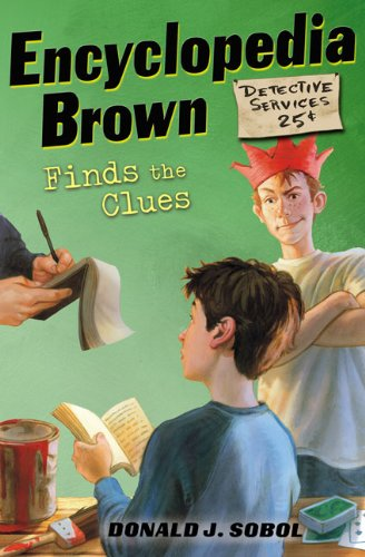 Encyclopedia Brown Finds The Clues (Turtleback School & Library Binding Edition) (9781417786244) by Donald J. Sobol