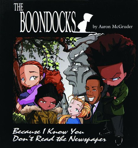 The Boondocks (Turtleback School & Library Binding Edition) (1417787872) by Aaron McGruder