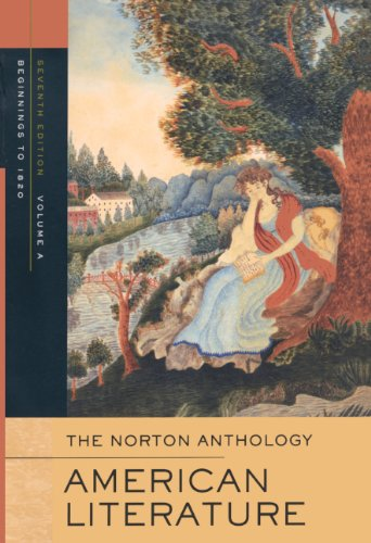 9781417787913: Norton Anthology Of American Literature (Turtleback School & Library Binding Edition)