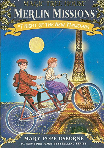 9781417791088: Night Of The New Magicians (Turtleback School & Library Binding Edition) (Magic Tree House)