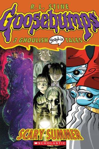9781417792115: Scary Summer (Turtleback School & Library Binding Edition) (Goosebumps Graphix)
