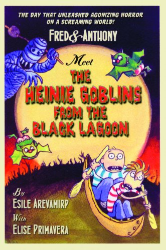 9781417795505: Fred And Anthony And The Heinie From The Black Lagoon (Turtleback School & Library Binding Edition)