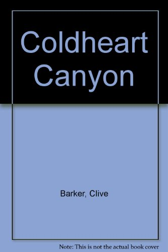 9781417797752: Coldheart Canyon