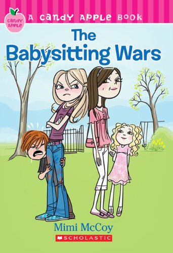 9781417797813: The Babysitting Wars (Turtleback School & Library Binding Edition) (Candy Apple Books (Pb))