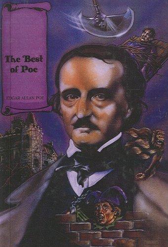 The Best of Poe (Saddleback's Illustrated Classics (Prebound)) (1417798343) by Edgar Allan Poe