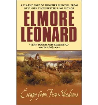 9781417800124: Escape from Five Shadows