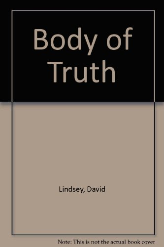 9781417803965: Body of Truth