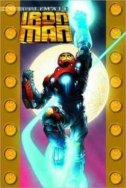 9781417807925: Ultimate Iron Man, Volume 1