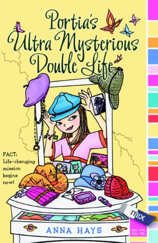 9781417811144: Portia's Ultra Mysterious Double Life (Turtleback School & Library Binding Edition)