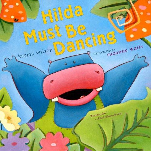 Hilda Must Be Dancing (1417811447) by Wilson, Karma