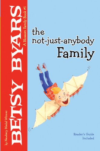 9781417813186: Not-Just-Anybody Family (Turtleback School & Library Binding Edition) (Blossom Family)