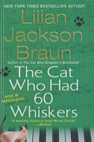 9781417814589: The Cat Who Had 60 Whiskers (Cat Who... (Prebound))
