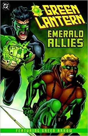 9781417816361: Emerald Allies (Green Lantern)