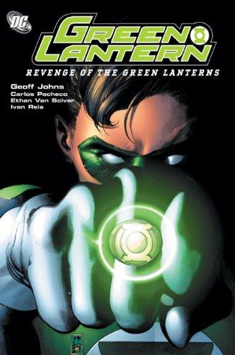 9781417816989: Revenge of the Green Lantern