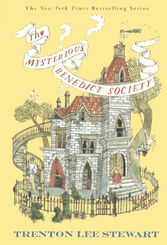 The Mysterious Benedict Society (Turtleback School & Library Binding Edition): Trenton Lee ...