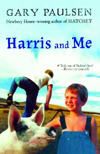 9781417819584: Harris And Me (Turtleback School & Library Binding Edition)