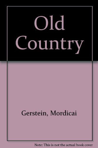 Old Country (1417822783) by Gerstein, Mordicai